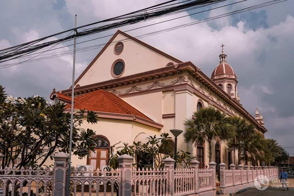Igreja de Santa Cruz, Bangkok