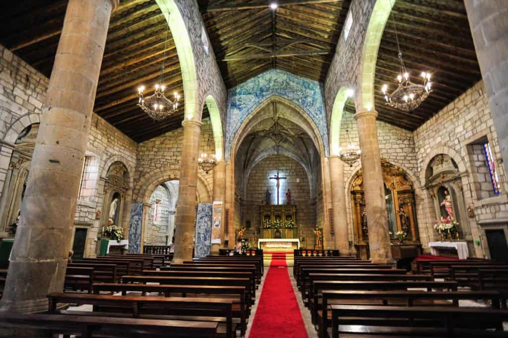 O que fazer em Chaves: Igreja de Santa Maria Maior
