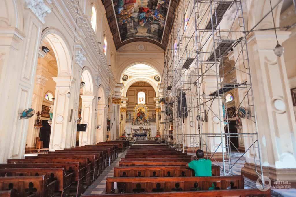 Roteiro em Negombo: Igreja de Santa Maria