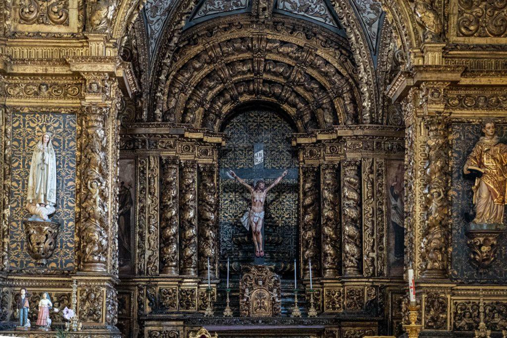 Igreja de São Vicente, Bragança