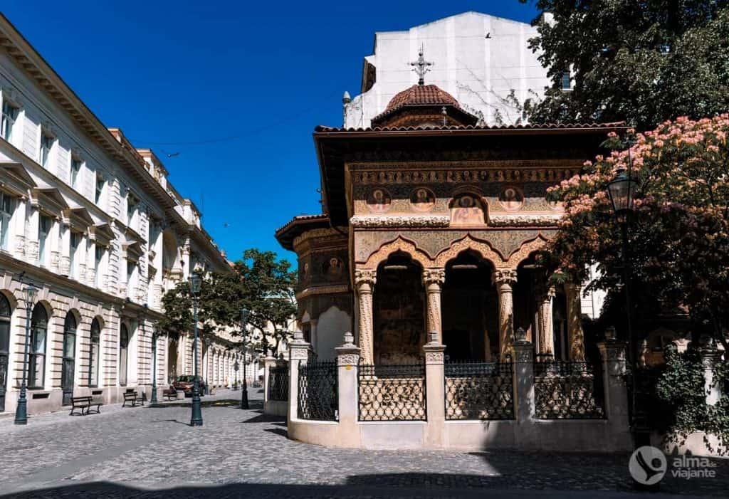 Kirkja klaustursins Stavropoleos