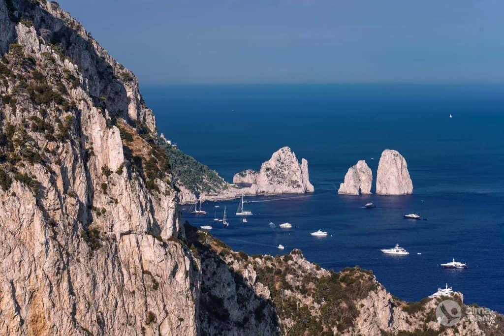 O que fazer em Capri: Miradouro do Parque Filosófico