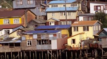 Chiloé, terra das gaivotas