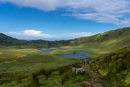 Visitar Corvo, Açores