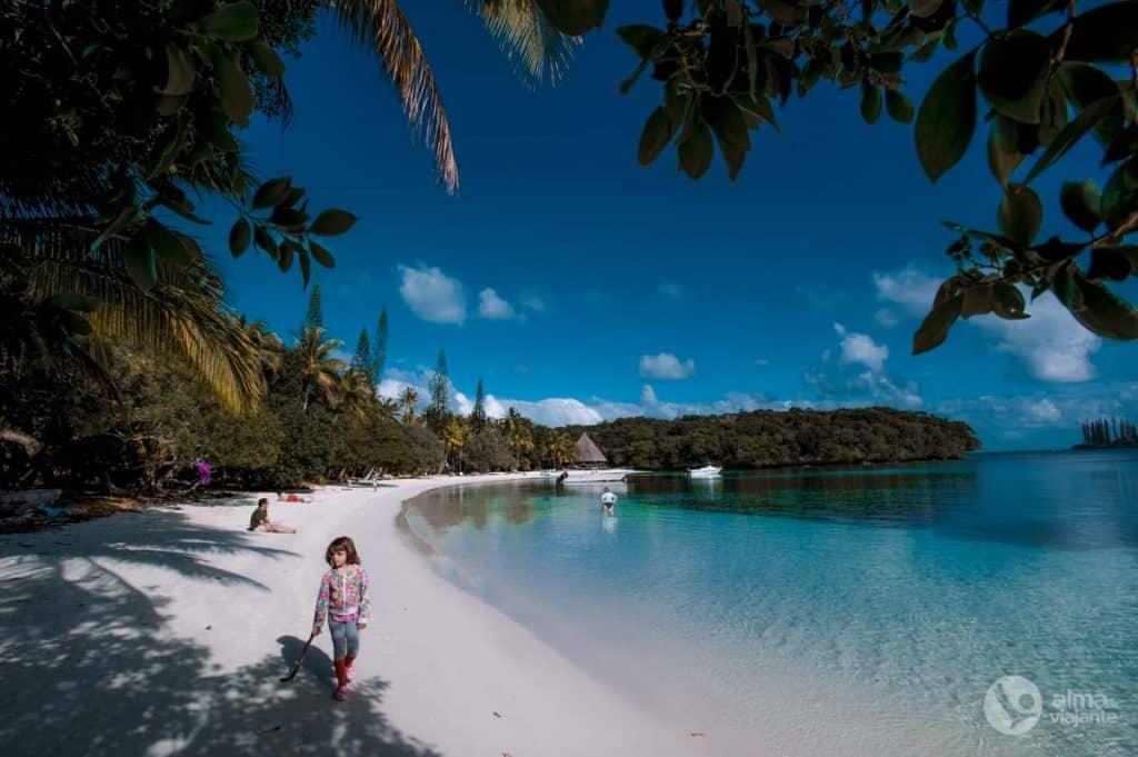 Ilha dos Pinheiros, Nova Caledónia
