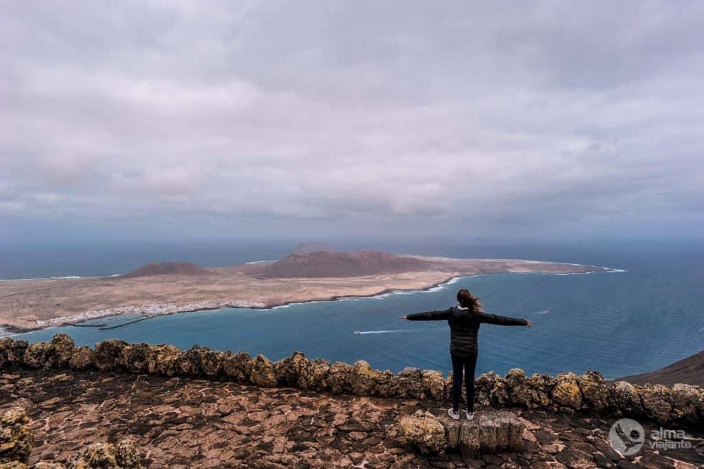 Roteiro em Lanzarote: Miradouro do Rio