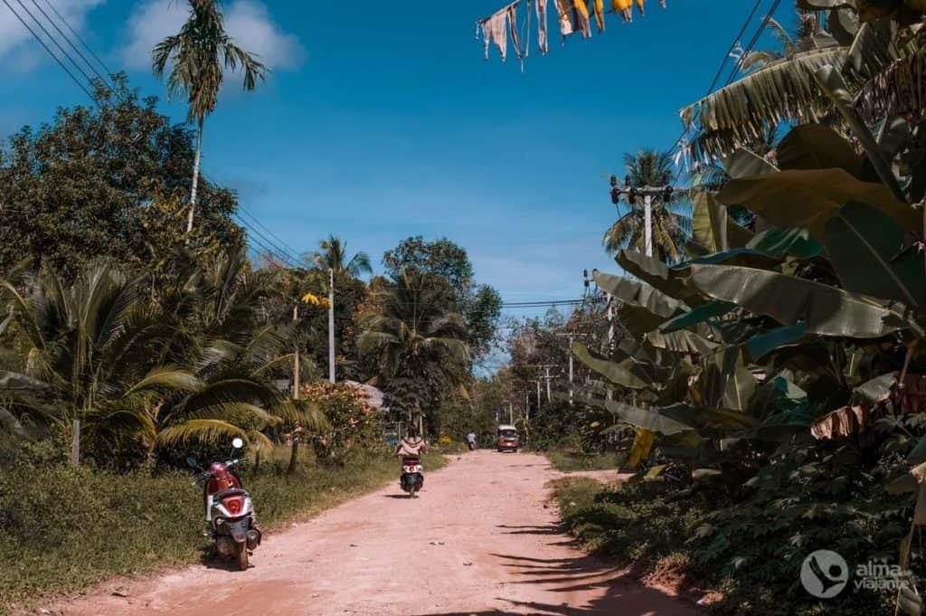 Unutrašnjost Koh Juma, Tajland