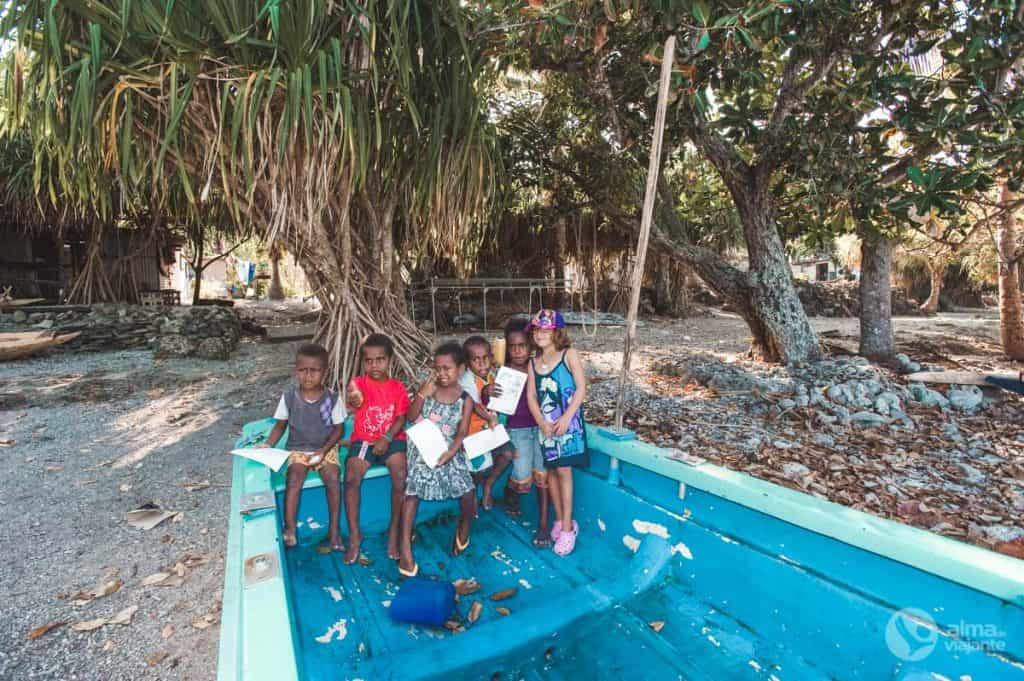 Ilha de Lelepa, Vanuatu