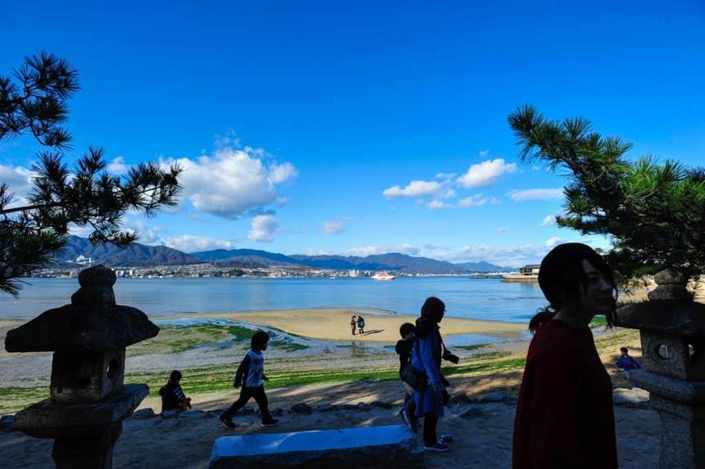 Um dia em Miyajima