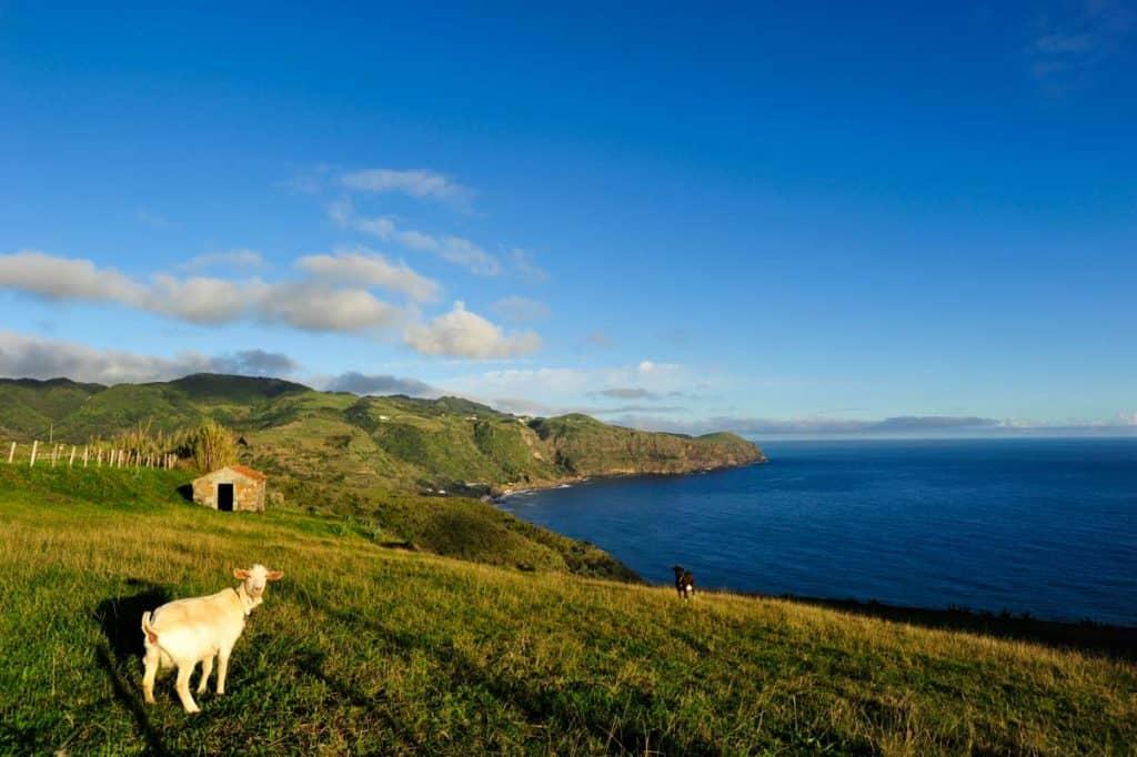 Ilha Santa Maria, Açores