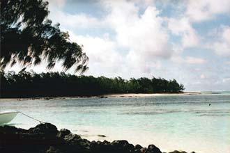 Mar das ilhas Maurícias