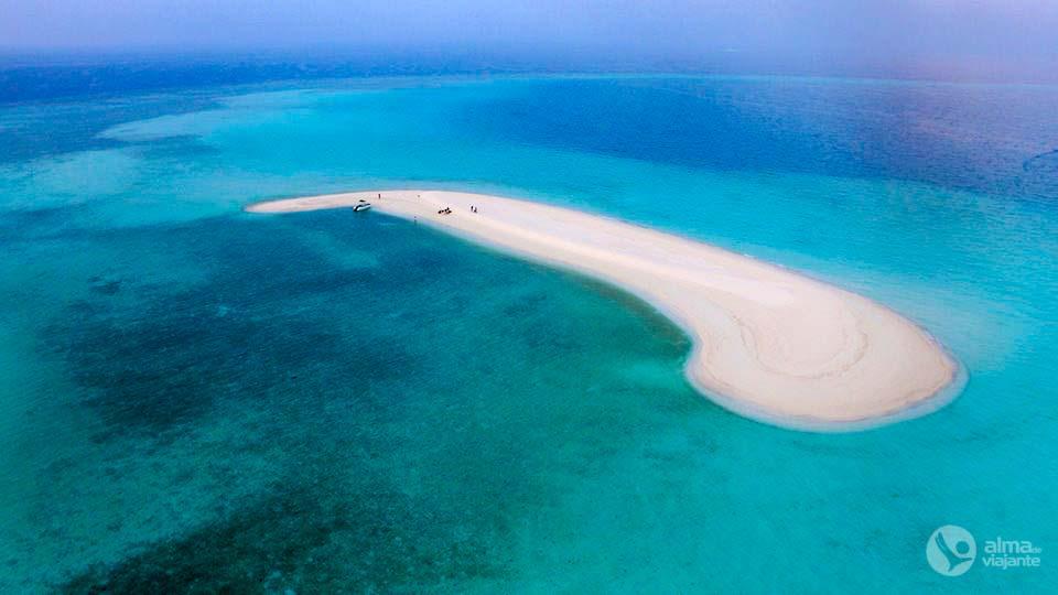 Viver nas Maldivas