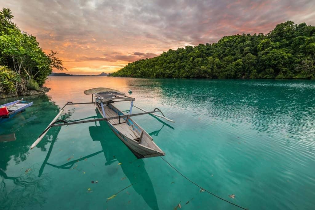 Ilhas Togean, Indonésia