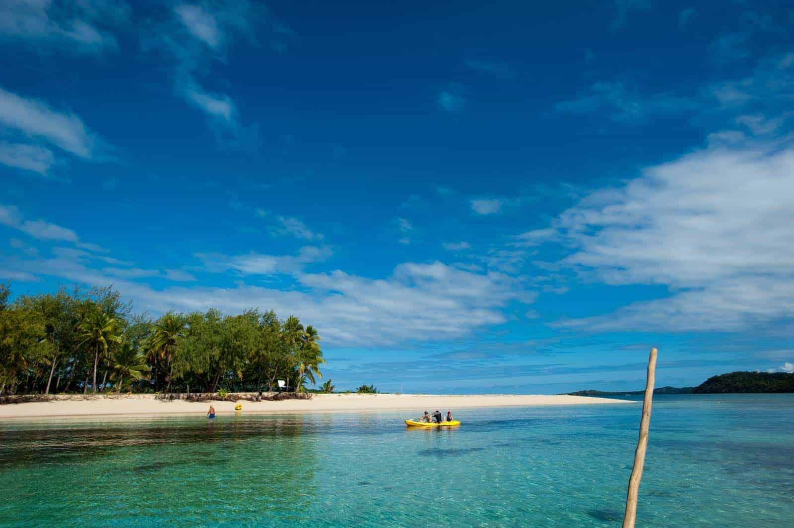 Yasawase saared, Fidži