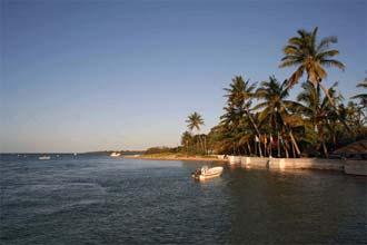 Porto da Inhaca, Moçambique