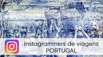 Viaggi su Instagram in portoghese