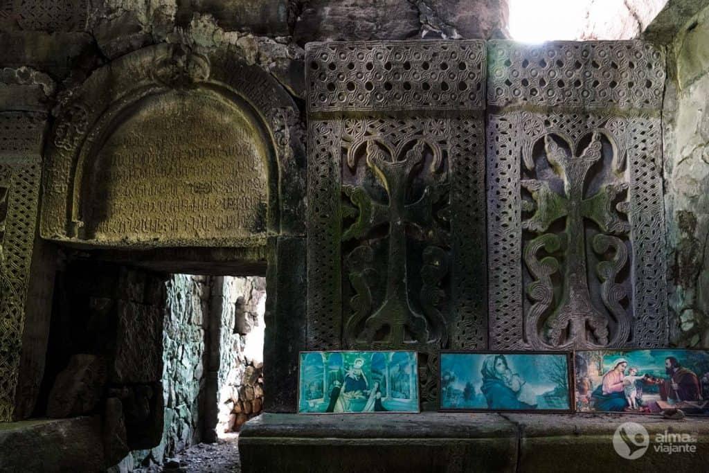 Decorações na pedra, Matosavank