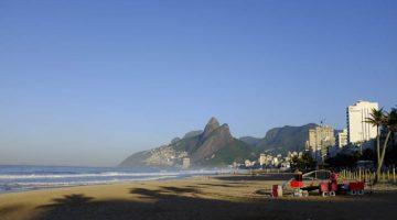 Amanhecer no Rio de Janeiro (que continua lindo)