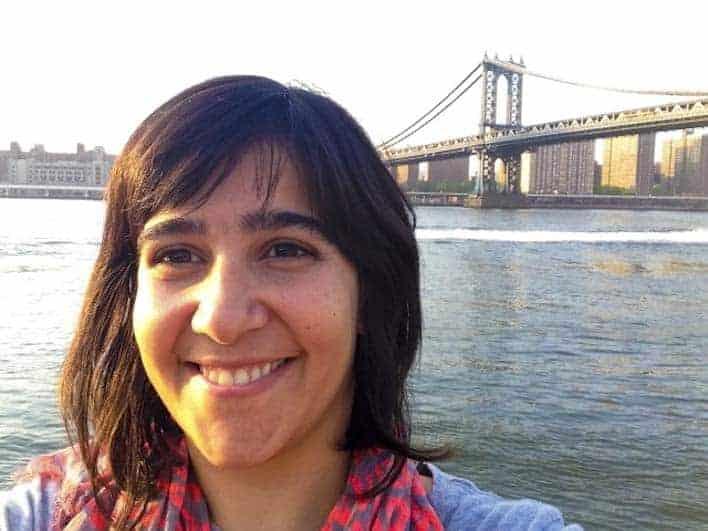 Irina Matos v New Yorku