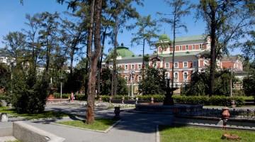 Kelionės: Irkutskas ir Trans-Sibiro, Rusija