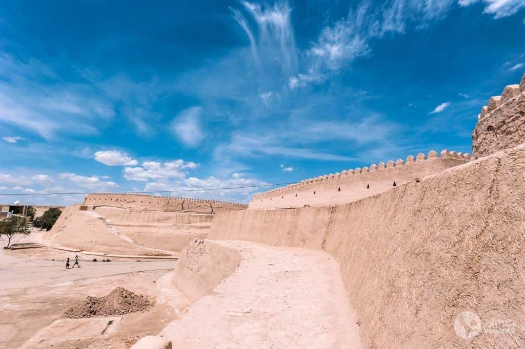 Muralhas de Khiva