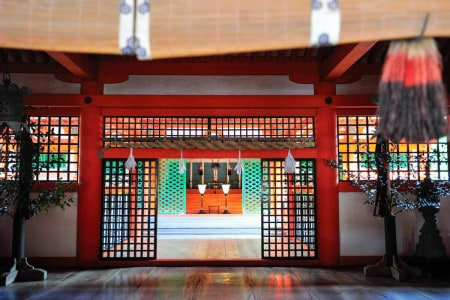 Santuário Itsukushima, Miyajima