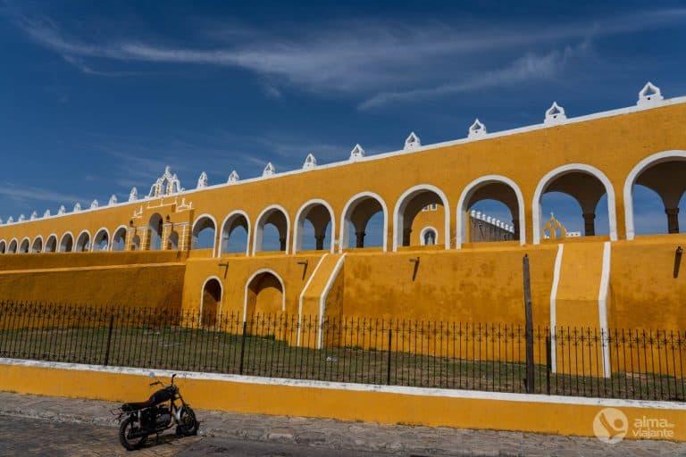 O que visitar em Izamal: Convento de Santo António