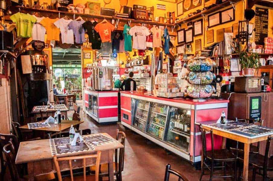 Jacobina Bar, Curitiba