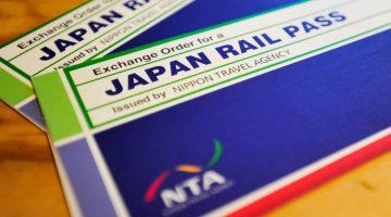 """""""Japan Rail Pass"""""""