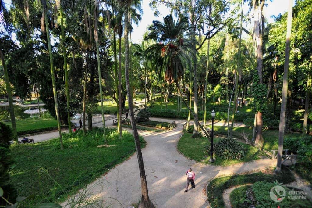 O que fazer em São Paulo: Jardim da Luz