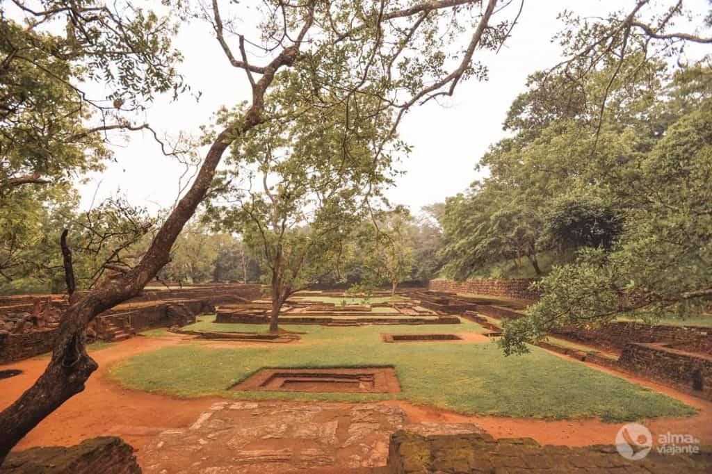 Jardins Sigiriya