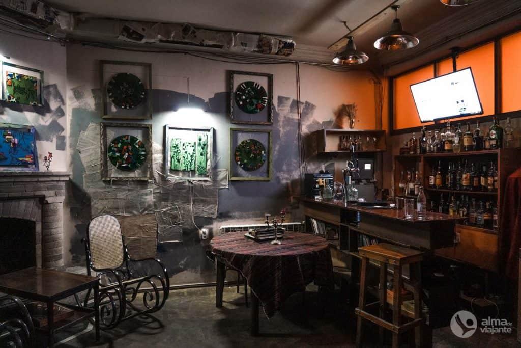 Jean-Paul Existential Cafe, Yerevan