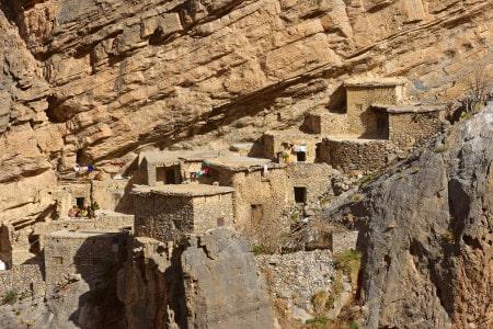 Jebel Akhdar, Omã