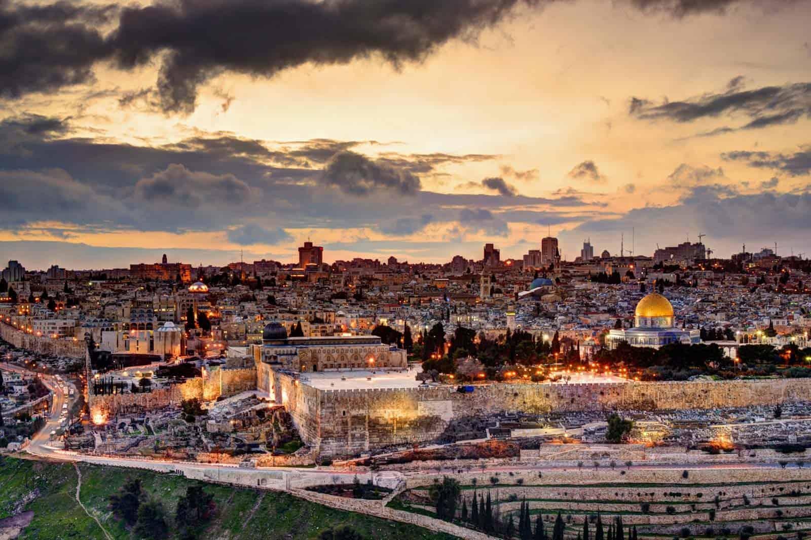 Velha Jerusalém, Israel