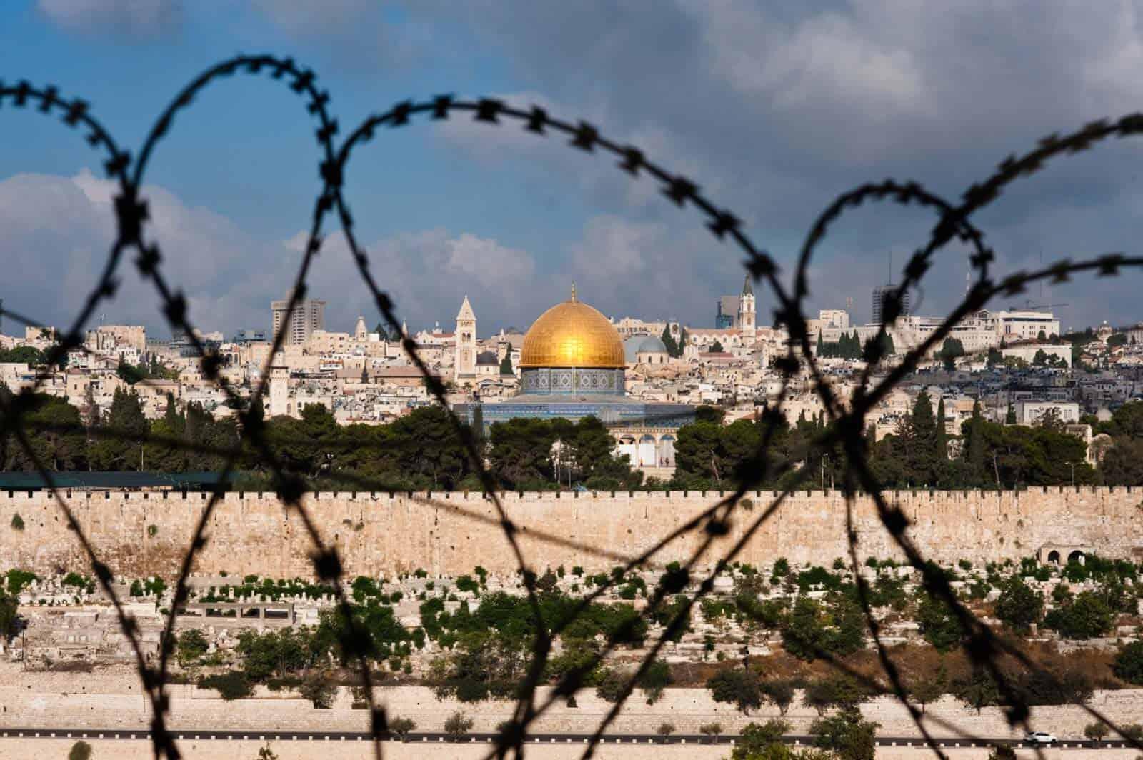 Jerúsalem, Palestína