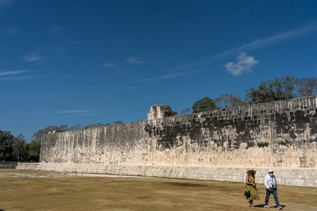 Visitar Chichén-Itzá: Jogo de Bola