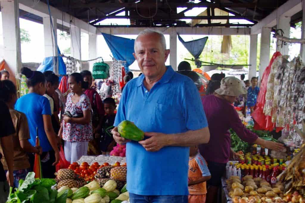 Mercado de Pante Makasar, Oecusse