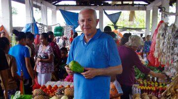 Pante Makasar por quem lá vive: José Barreto