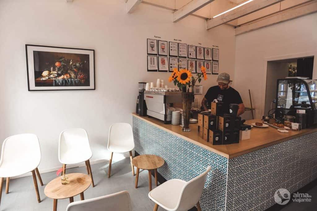 Cafés em Viena: Kaffemik