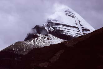 Monte Kailas, Tibete