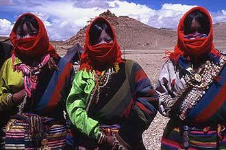Nómadas em peregrinação