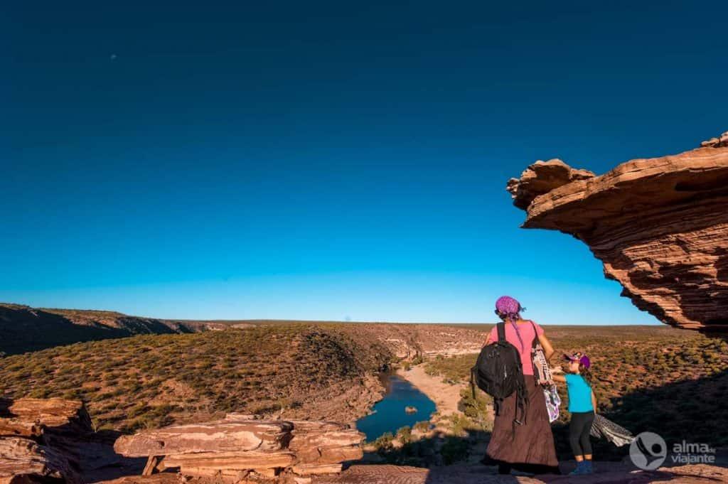 Parque National Kalbarry, Western Australia