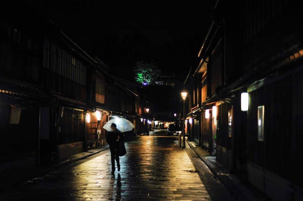 Guió del Japó: Gazaishas Kanazawa