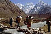 Viagem monte Kangchenjung
