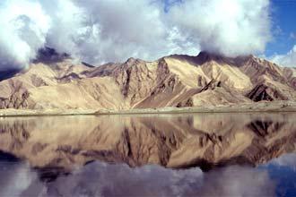 Lake Karakuli, Kína