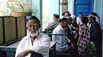 Kashgar, a China dos outros