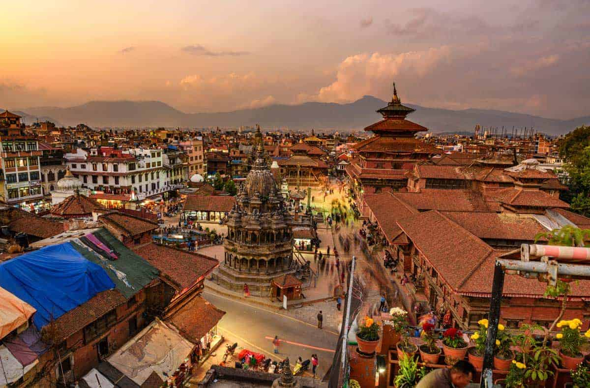 Visitar Kathmandu Nepal
