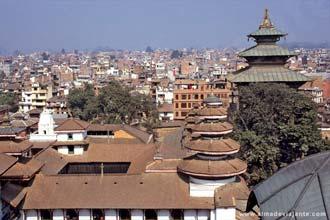 Palácio Real, Katmandu