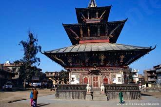 Templo Minanath, Patan, Nepal