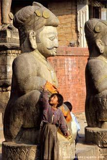 Bhaktapur, Vale de Katmandu